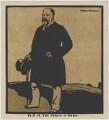 King Edward VII, published by William Heinemann, after  Sir William Newzam Prior Nicholson - NPG D10875