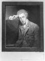 William Hayley, by Johann Jacobé, after  George Romney - NPG D10879