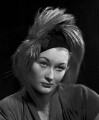 Christine Norden (née Mary Lydia Thornton), by Bassano Ltd - NPG x73441