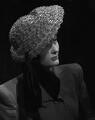 Christine Norden (née Mary Lydia Thornton), by Bassano Ltd - NPG x73443