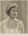Queen Elizabeth, the Queen Mother, by Dorothy Wilding - NPG P870(4)