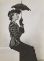 Gertrude Lawrence as Eliza Doolittle in 'Pygmalion', by Dorothy Wilding - NPG x19918