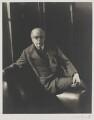 Sir (Howard) Kingsley Wood, by Cecil Beaton - NPG P869(23)