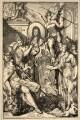 King William III, by Romeyn de Hooghe - NPG D10883