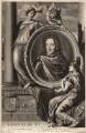 King William III, by Cornelis Martinus Vermeulen, after  Adriaen van der Werff - NPG D10884
