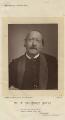 William Davenport Adams, by Alfred Ellis - NPG x7405