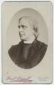 Edward White Benson, by Frederick Argall - NPG x741