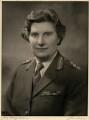 Dame Margot Evelyn Marguerite Turner, by Hay Wrightson - NPG x74215