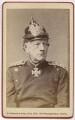 Helmuth Karl Bernhard von Moltke, Count von Moltke, by F. Jamrath & Son - NPG x74313