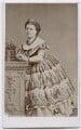 Marietta Piccolomini, by Hyman Davis - NPG x74352