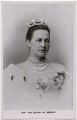 Olga, Queen of Greece, by Unknown photographer - NPG x74421