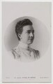 Victoria, Queen of Sweden, published by Rotary Photographic Co Ltd - NPG x74447
