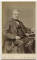Sir John Hawkshaw, by Maull & Fox - NPG x75750