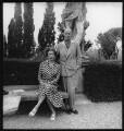 Violet Trefusis (née Keppel); Derek Coventry Patmore, by Francis Goodman - NPG x75945