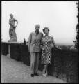 Derek Coventry Patmore; Violet Trefusis (née Keppel), by Francis Goodman - NPG x75946