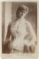 Mary Anderson (Mrs de Navarro), by Alexander Bassano - NPG x76
