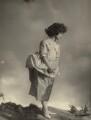 Lady Pamela Margaret Elizabeth Berry (née Smith), Baroness Hartwell, by Marcus Adams - NPG x76088