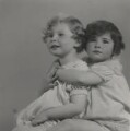Elizabeth Sinclair; Catherine Sinclair, by Marcus Adams - NPG x76089