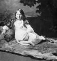Marie Löhr (Lohr), by Henry Walter ('H. Walter') Barnett - NPG x45292