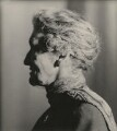 Margaret Emma Alice ('Margot') Asquith (née Tennant), Countess of Oxford and Asquith, by Lucia Moholy - NPG x76368