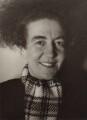 Margaret Goldsmith (Margaret Leland), by Lucia Moholy - NPG x76390