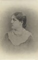 May Morris, by Unknown photographer - NPG x76482
