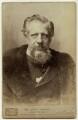 Sir Edwin Arnold, by Henry Van der Weyde - NPG x76511
