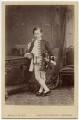 Lord (Albert) Edward Wilfred Gleichen, by Maull & Fox - NPG x76512