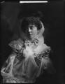 Lady Sarah Isabella Augusta Wilson (née Spencer-Churchill), by Henry Walter ('H. Walter') Barnett - NPG x76623