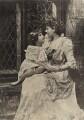 Violet Trefusis (née Keppel); Alice Frederica Keppel (née Edmonstone), printed by Tony White, after  Alice Hughes - NPG x76714