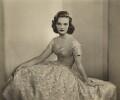 Henrietta Joan (née Tiarks), Duchess of Bedford, by Dorothy Wilding - NPG x34865