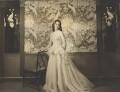 Henrietta Joan (née Tiarks), Duchess of Bedford, by Dorothy Wilding - NPG x34868