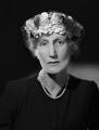 (Helen) Violet Bonham Carter (née Asquith), Baroness Asquith of Yarnbury, by Bassano Ltd - NPG x77920