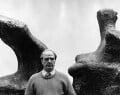 Henry Moore, by Ida Kar - NPG x13792