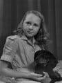 Susan Penelope Fulford-Dobson (née Stapleton), by Bassano Ltd - NPG x78444
