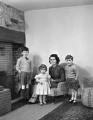 The Tregarne family, by Bassano Ltd - NPG x78514