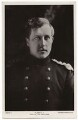 Albert I, King of the Belgians, by Keturah Ann Collings, published by  Rotary Photographic Co Ltd - NPG x7885