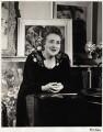 Clemence Dane (Winifred Ashton), by Mark Gerson - NPG x7976
