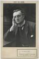 Edward Grey, 1st Viscount Grey of Fallodon, by Henry Walter ('H. Walter') Barnett - NPG x8019