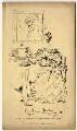 Caroline Elizabeth Sarah Norton (née Sheridan, later Lady Stirling-Maxwell), by Daniel Maclise, published by  James Fraser - NPG D10936