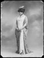 Princess Anne of Löwenstein-Wertheim-Freudenberg (née Lady Anne Savile), by Bassano Ltd - NPG x80282