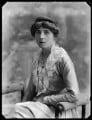 Mabel Laura Georgina (née Palmer), Countess Grey, by Bassano Ltd - NPG x80338