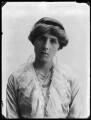 Mabel Laura Georgina (née Palmer), Countess Grey, by Bassano Ltd - NPG x80339