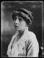 Mabel Laura Georgina (née Palmer), Countess Grey, by Bassano Ltd - NPG x80340