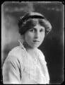 Mabel Laura Georgina (née Palmer), Countess Grey, by Bassano Ltd - NPG x80341