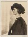 Nancy Astor, Viscountess Astor, by Hugh Cecil (Hugh Cecil Saunders) - NPG x8037