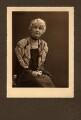 Emmeline Pankhurst, by (Mary) Olive Edis (Mrs Galsworthy) - NPG x6195