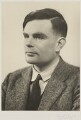 Alan Turing, by Elliott & Fry - NPG x27079
