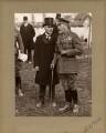 Rudyard Kipling; King George V, by Daily Sketch - NPG x36220