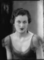 Lady Bridget Poulett, by Bassano Ltd - NPG x80990